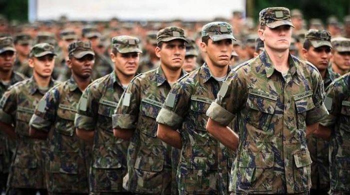 exercito-700x390 Inscrições para seleção do Exército com 113 vagas na Paraíba terminam nesta quinta (12)