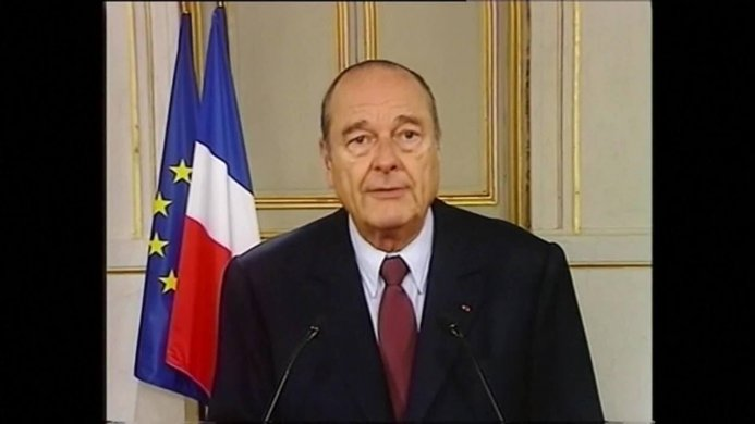 franca-693x390 Morre ex-presidente francês Jacques Chirac