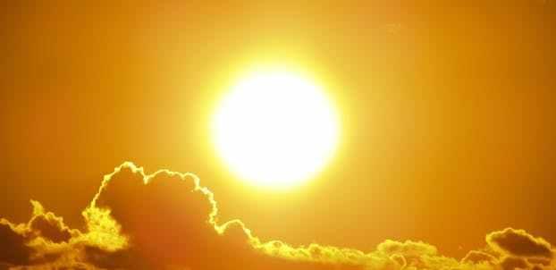 sol Temperatura média do planeta pode subir 3,4°C