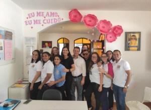003-46 MONTEIRO: Servidores do CAPS participam de Curso de Aperfeiçoamento em Saúde Mental e Rede de Atenção Psicossocial