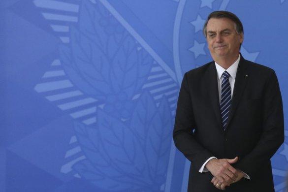 BOLSONARRO-585x390 Bolsonaro chega ao Japão em giro por Asia e Oriente Médio