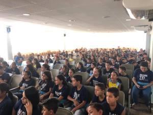 Motivados-_-Saeb-2 Motivados e muito preparados, alunos do município de Monteiro fazem prova do Saeb