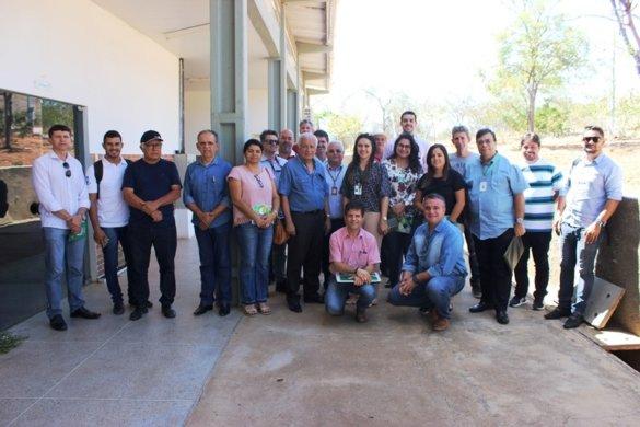 UFCG-585x390 Reunião discute instalação de Escritório Local de Operações do programa AgroNordeste no Campus Sumé da UFCG
