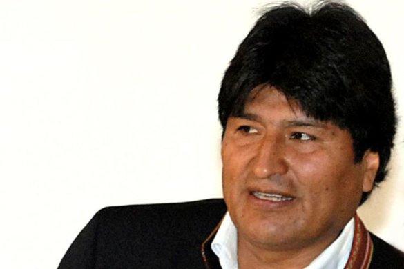 evo-Morales-585x390 Morales denuncia tentativa de golpe e declara estado de emergência