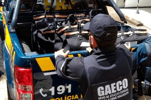 gaeco Calvário: Gaeco e PF cumprem mandados de prisão, busca e apreensão na PB e mais quatro estados