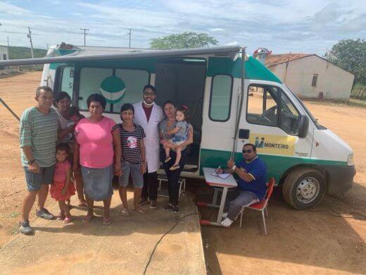 monteiro-520x390 MAIS SORRISOS NO CAMPO: Monteiro implanta maior programa de Saúde Bucal da história do Município