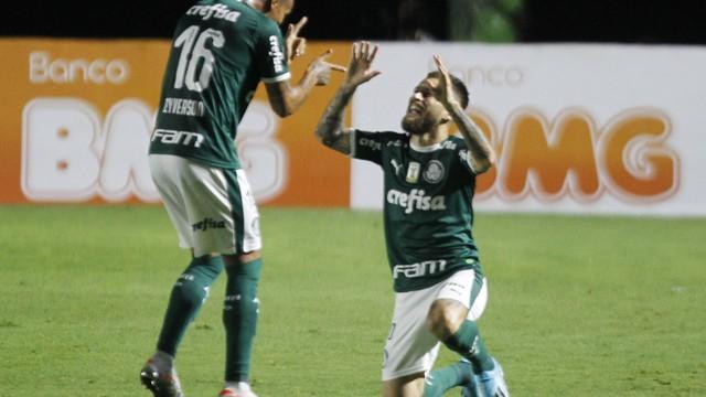 11 Em jogo quente, Palmeiras vence o Vasco