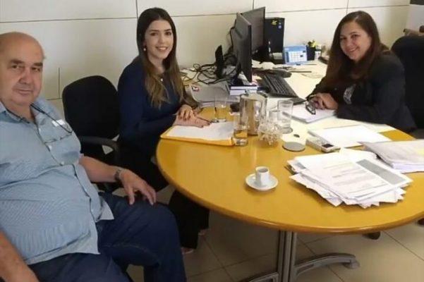 Agenda-lorena-601x400 Prefeita Anna Lorena cumpre extensa agenda em diversos ministérios em Brasília