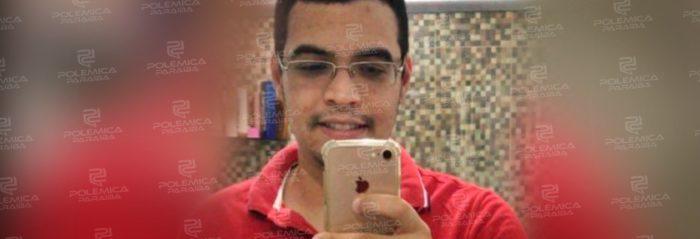 FILHO-PRESO-700x239 RECIDIVA: Filho da prefeita de Santo André no Cariri paraibano é preso pela Polícia Federal