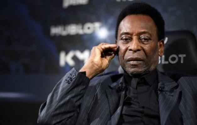 """PELE-627x400 """"É como se Deus estivesse me pedindo a conta"""", diz Pelé"""