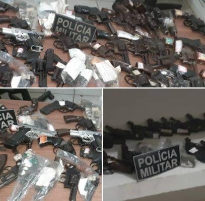 Screenshot_20191126-101531_Instagram-407x400 A ação rápida da Polícia Militar evitou que um grupo criminoso levasse mais de 60 armas de fogo do Fórum de Alagoa Grande