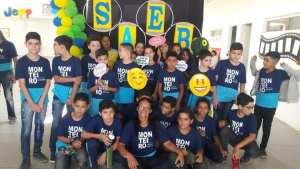 alunos Mais de 800 alunos da Rede Municipal participam das provas do SAEB em Monteiro
