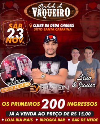 balada-do-vaqueiro-323x400 É AMANHÃ: No sítio Santa Catarina, Elson Vaqueiro e Lino e Junior na Balada Vaqueiro