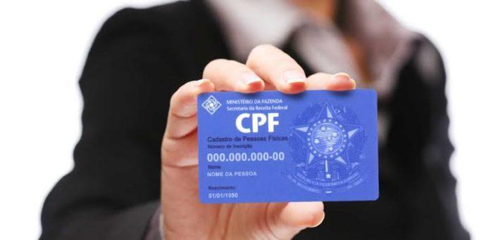 cpf-700x342 Justiça suspende exigência de regularização do CPF para pessoa receber auxílio de R$ 600