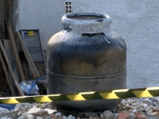 gás-explosão Duas mulheres ficam feridas após explosão durante troca de botijão de gás na PB