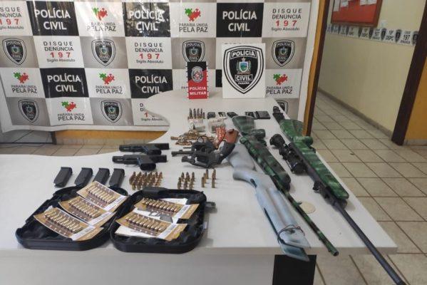pf-prisão-599x400 Nove pessoas são presas suspeitas de homicídio e tráfico de drogas na Paraíba
