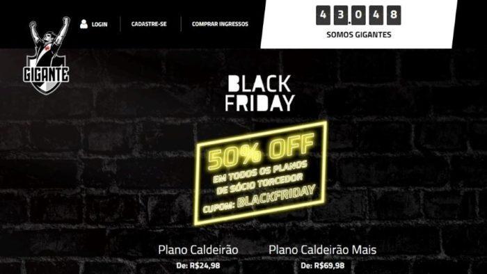 """vasco-fez-black-friday-700x394 Vasco faz """"black friday"""", bomba com milhares de novos sócios e site trava."""