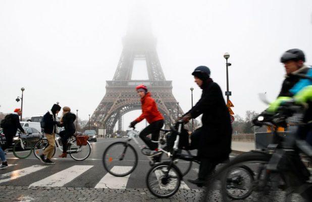 2019-12-PARIS-GREVE-618x400 Paris enfrenta greve geral que pode atingir outras cidades da França