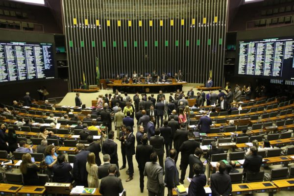 CONGRESSO-APROVA-600x400 Plenário da Câmara aprova texto-base do pacote anticrime