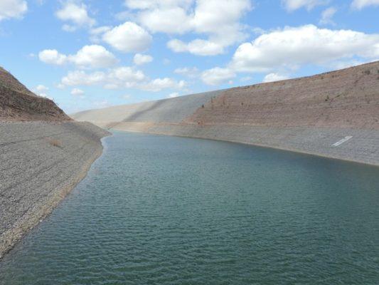 dscn9389-533x400 TRANSPOSIÇÃO: Açude de Poções atinge nível e águas seguem para o açude de Camalaú