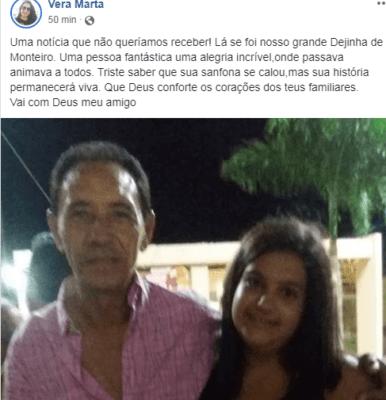 """inter-2-386x400 Internautas lamentam morte do cantor Dejinha de Monteiro """"A cultura está de luto"""""""