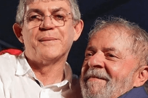 lula-rc Lula sai em defesa de Ricardo: Até que se prove, ele é inocente