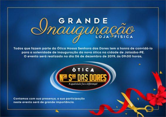 otica-nossa-senhora-das-dores-566x400 Inauguração da Ótica Nossa Senhora das Dores em Jataúba-PE