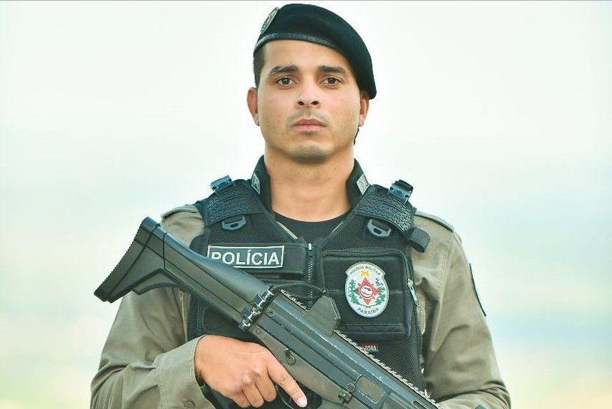 pm-morre-599x400 Policial Militar atropelado em colisão com animal morre após 14 dias internado