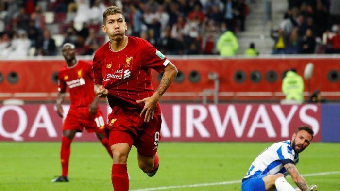 roberto-firmino-comemora-gol-doa-vitoria-do-liverpool-700x394 Firmino marca no fim e Liverpool decide Mundial de Clubes contra o Flamengo.