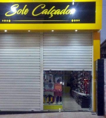 roubo-soledade-360x400 Bandidos arrombam e furtam diversos objetos em loja de calçados na cidade de Soledade