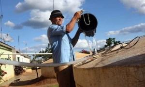 AGRICULTOR Monteiro é beneficiada através de convênio e é contemplado com 95 cisternas