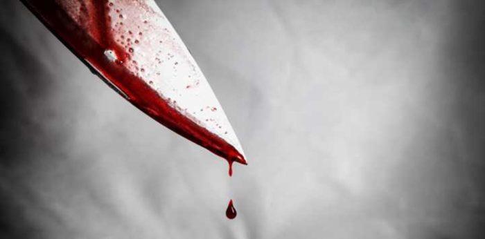 Faca-com-sangue-700x346 Homem é esfaqueado após confusão em cidade do Cariri