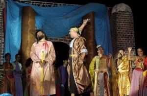 Paixão-de-Cristo-–-A-Ceia-do-Senhor-10 Paixão de Cristo 2020 em Monteiro abre inscrições para atrizes e atores