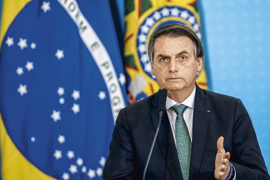 amazonia-3-1 Bolsonaro diz querer aumentar para R$ 3 mil valor da isenção de Imposto de Renda em 2022