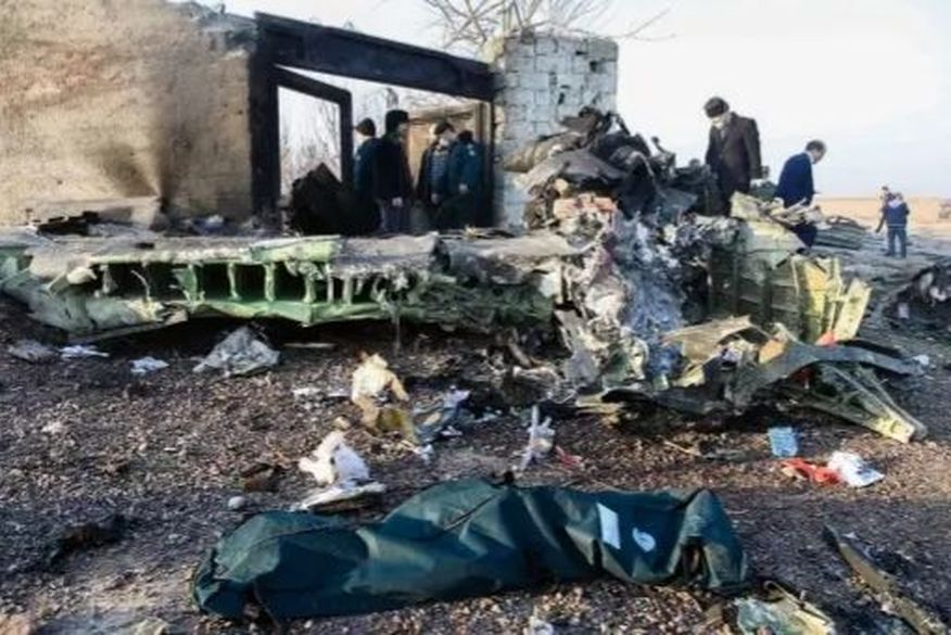 aviao_ucrania_-599x400 Avião ucraniano cai no Irã e deixa ao menos 170 mortos