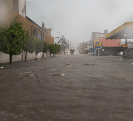chuvas-440x400 Paraíba tem 182 cidades sob alerta de chuvas intensas