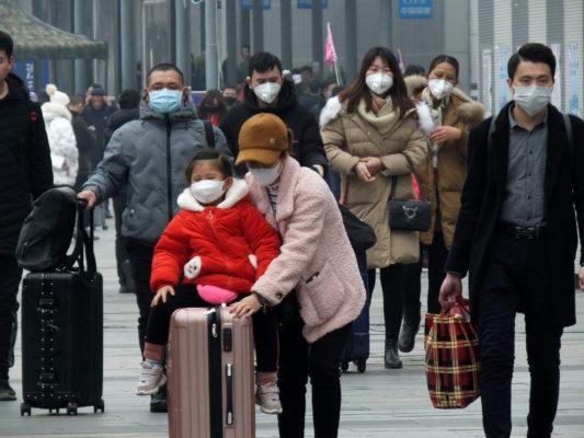 japao-contaminaação-virus-533x400 Número de infectados por novo coronavírus chega a quase 1.300 na China