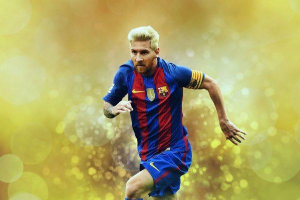 mess-599x400 Lionel Messi decide para o Barcelona na estreia do técnico