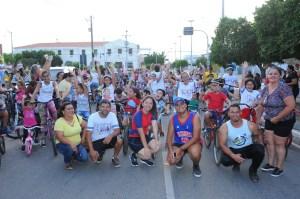 pedala-kids Pedala Kids agita Monteiro no domingo com a presença de ciclistas mirins