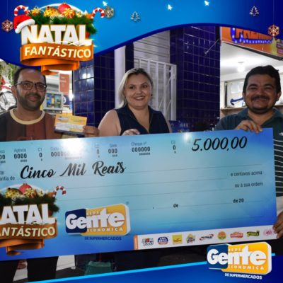 premio-bom-demais-supermercado-400x400 Confira o ganhador do prêmio de 5 mil reais na Promoção Natal Fantástico do Bom Demais Supermercado