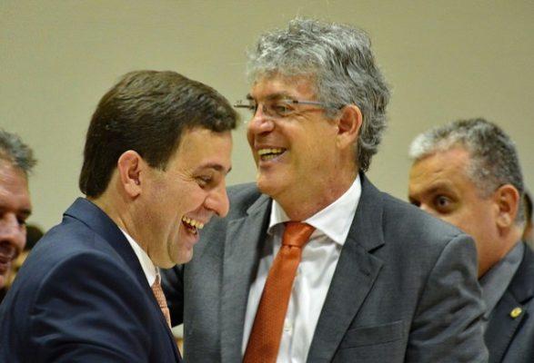ricardo-maia-587x400 Ricardo deixa presidência do PSB-Paraíba; Gervásio Maia assume cargo