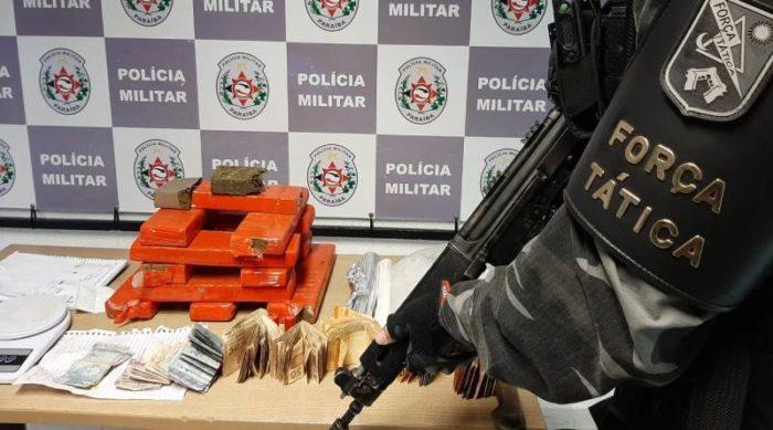 site2-700x389 OPERAÇÃO IMPACTO: Polícia Militar apreende mais de 10 quilos de maconha e desarticula ponto de tráfico de drogas