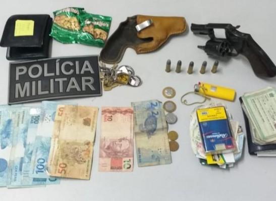 timthumb Homem é preso por porte ilegal de arma no Cariri