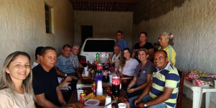 11-1-700x350 Moradores do sítio Garapa oferecem almoço de agradecimento à prefeita Lorena e confirmam apoio incondicional ao seu projeto de reeleição