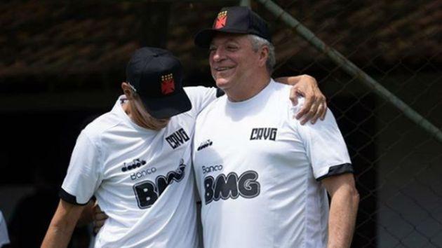 ABEL Abel evita 'foi lindo', mas diz que está orgulhoso do Vasco após derrota para o Botafogo