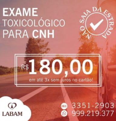 IMG_20200219_174237-384x400 Realize seu exame Toxicológico para renovação da CNH no Laboratório LABAM