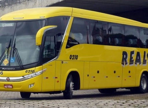 ONIBUS-REAL Rota Cariri: Empresa Real Bus suspende viagens até Monteiro