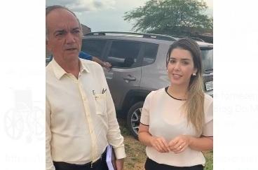 lorena-ciretran Monteiro ganhará sede moderna e ampliada para a 7ª Ciretran em parceria com empresários, Prefeitura e Estado