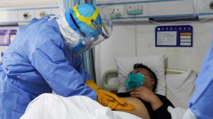 paciente China registra mais de mil mortes pelo novo coronavírus