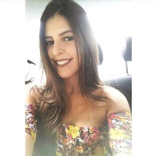 1 Morre a jovem são sebastianense Larissa Figueredo, após meses de muita luta e força